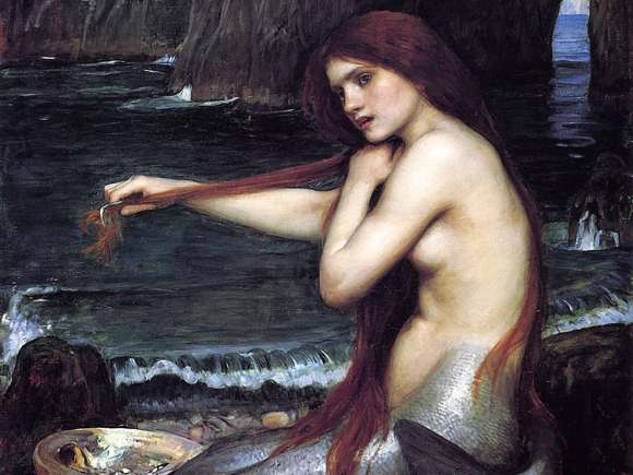 John William Waterhouse Art Painting Wallpapers 01