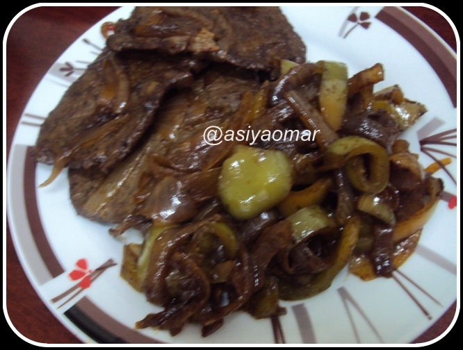 how to cook beef steak on pan