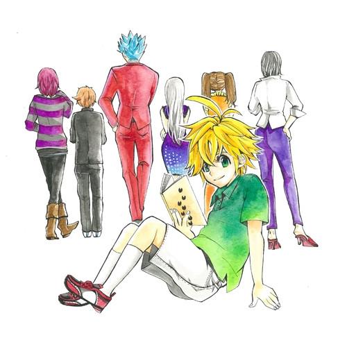 Nanatsu no Taizai Production - bohaterowie nowego spin-offu