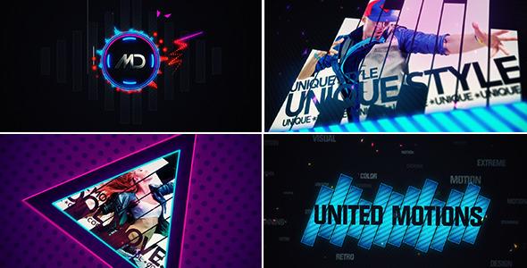 VideoHive UnitedMotions