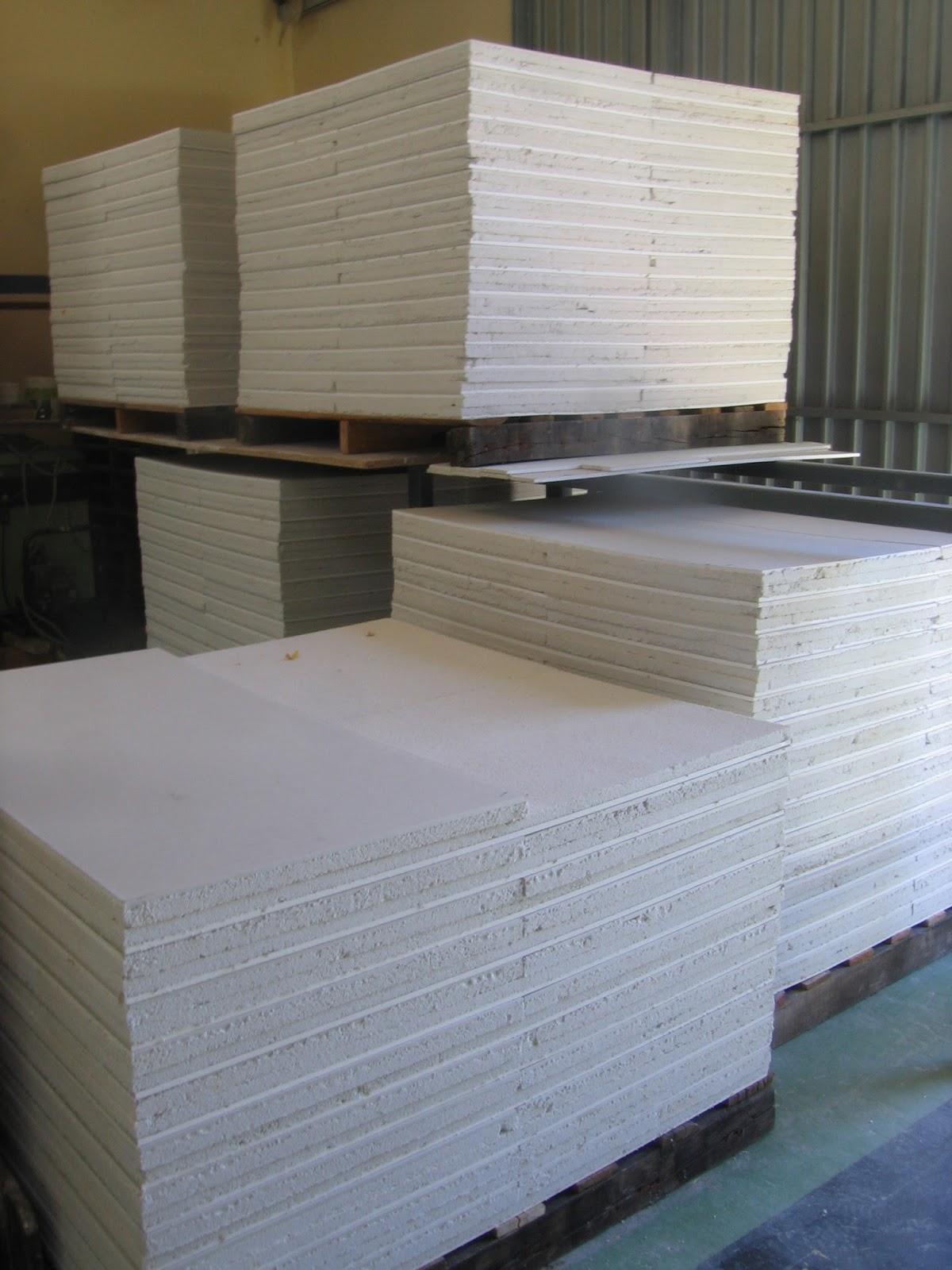 Terrafly materiales ligeros para la construcci n - Comparativa aislantes termicos ...