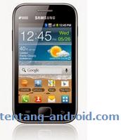 Cara Flashing Samsung Ace Duos GT-S6802