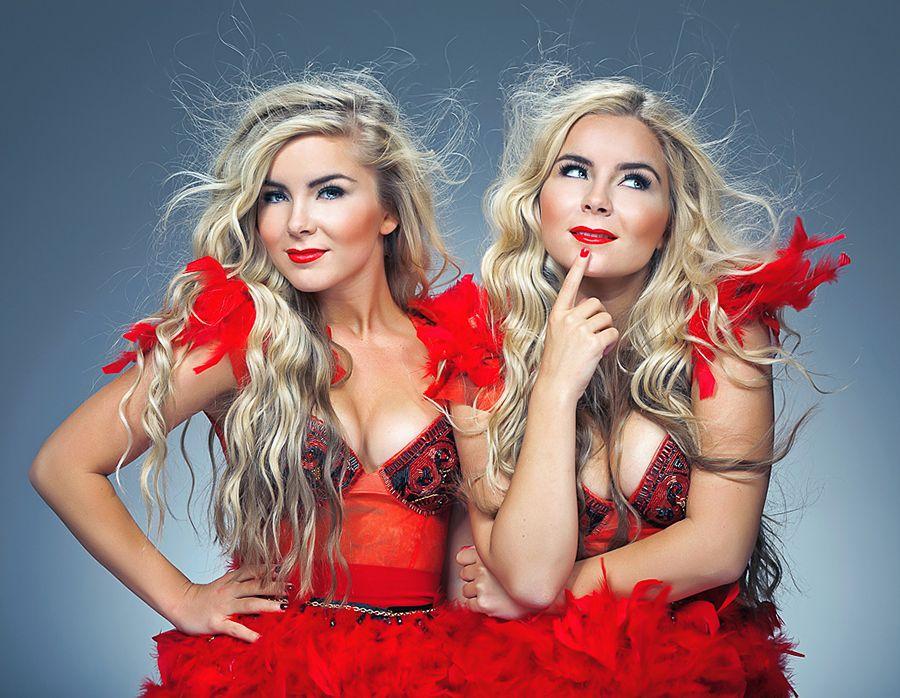 2. Twins by Druvo Art