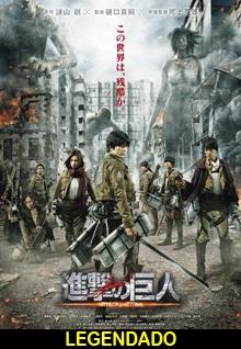 Assistir Shingeki no Kyojin (Attack on Titan) Live Action