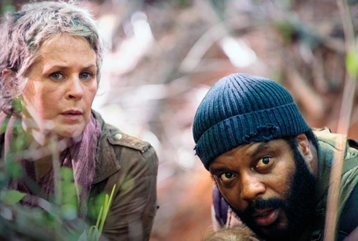 Carol e Tyreese