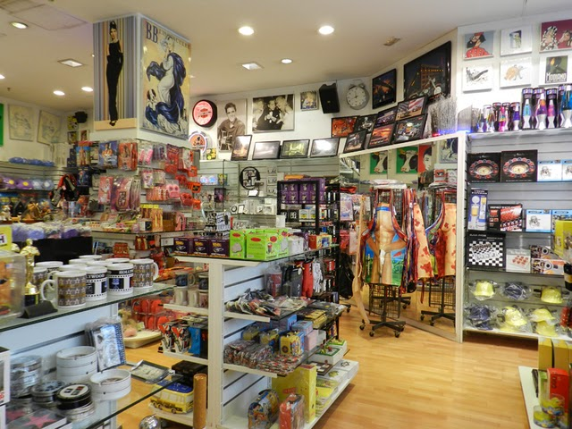 Viajar a barcelona tiendas de regalos originales en barcelona for Regalos originales decoracion