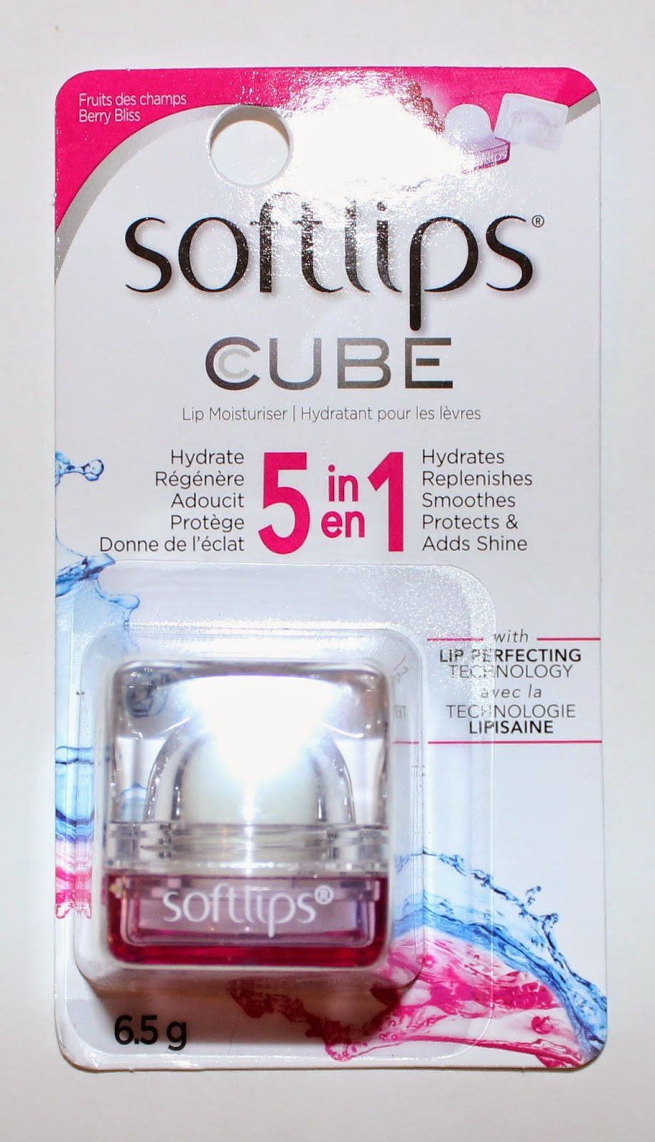 Softlips CUBE in Berry Bliss