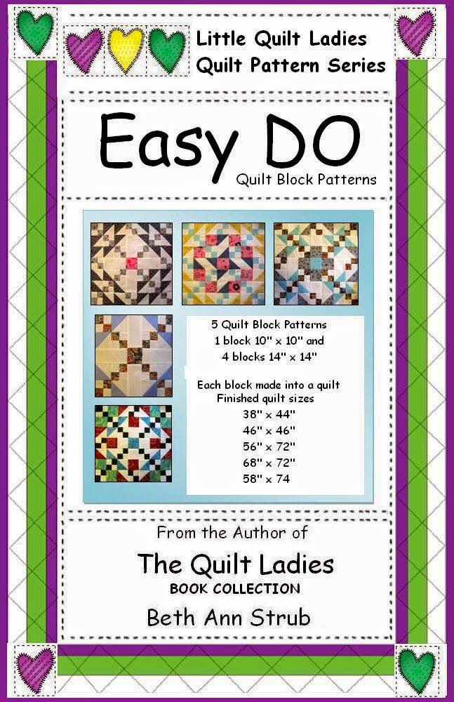 Easy Do Quilt Pattern eBook
