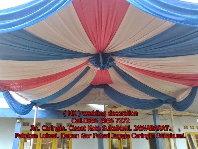 HK Tenda Dekorasi