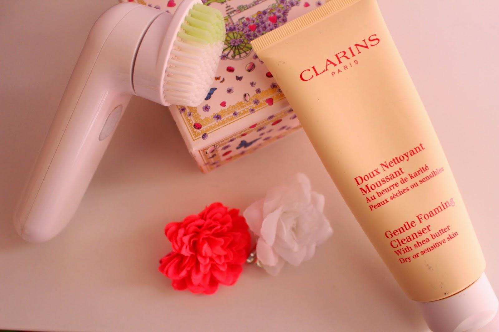 brosse clinique nettoyant