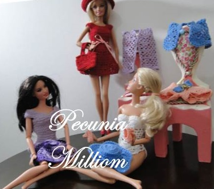 Barbie Entre Amigas por Pecunia MM