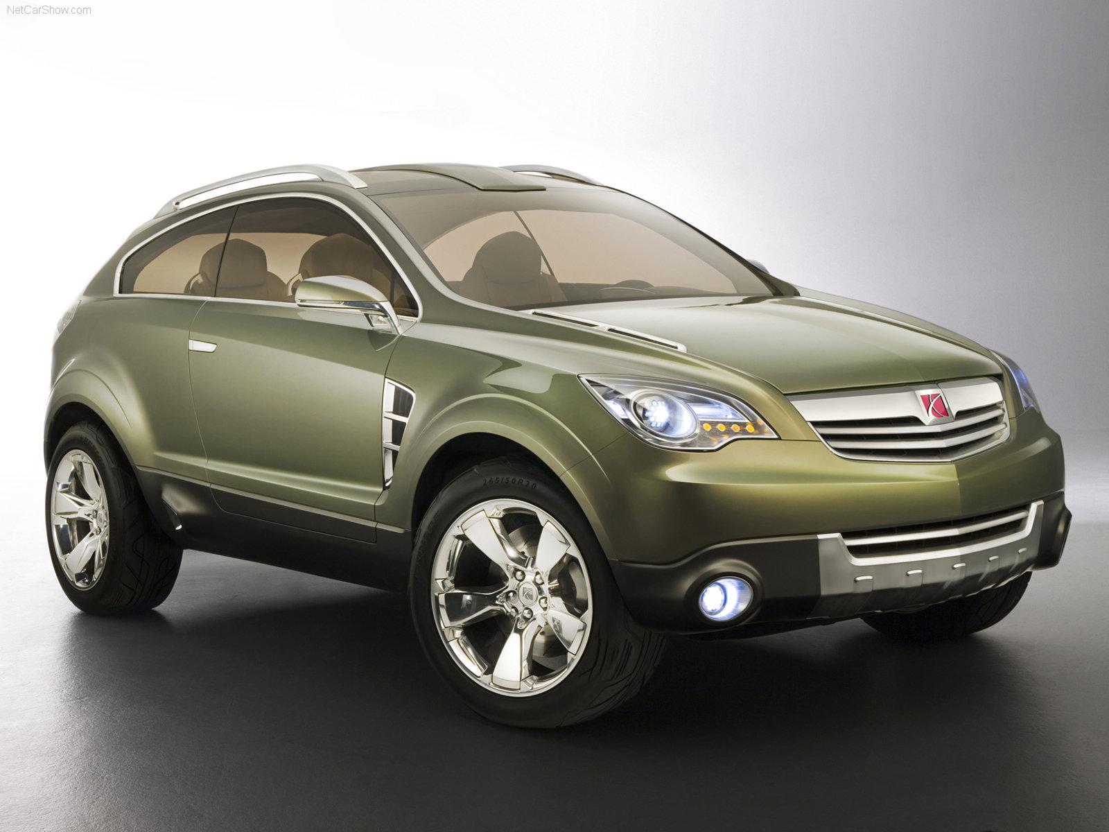 Hình ảnh xe ô tô Saturn PreVue Concept 2006 & nội ngoại thất