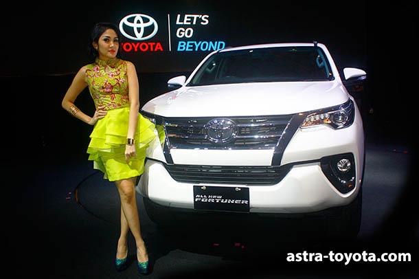Harga Mobil Toyota All New Fortuner 2016 Terbaru Lebih Irit BBM 10 Persen