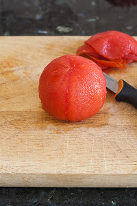 Ljuštenje paradajza