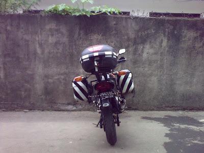 scorpio z touring modifikasi