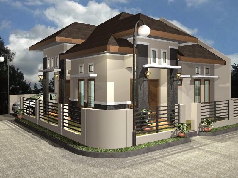 gambar rumah mewah kumpulan gambar desain terbaru 2015