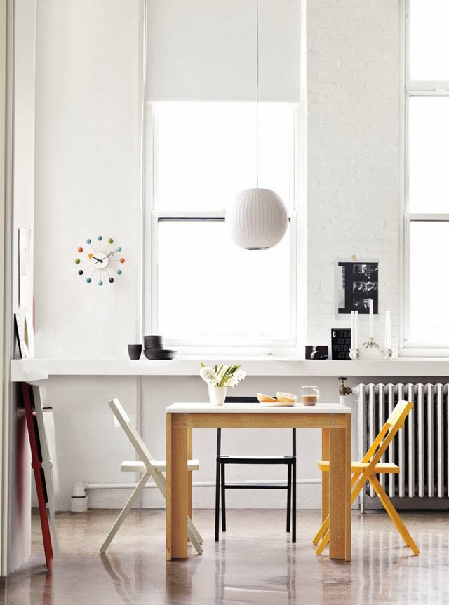 Modern Interior Design NELSON 39 S Ball Clock