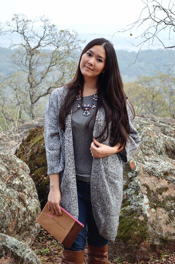 fall sweater fashion blogger