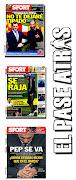 Betis-Real Madrid: Portadas de Marca y As. Publicado por administrador en . aea ad fa
