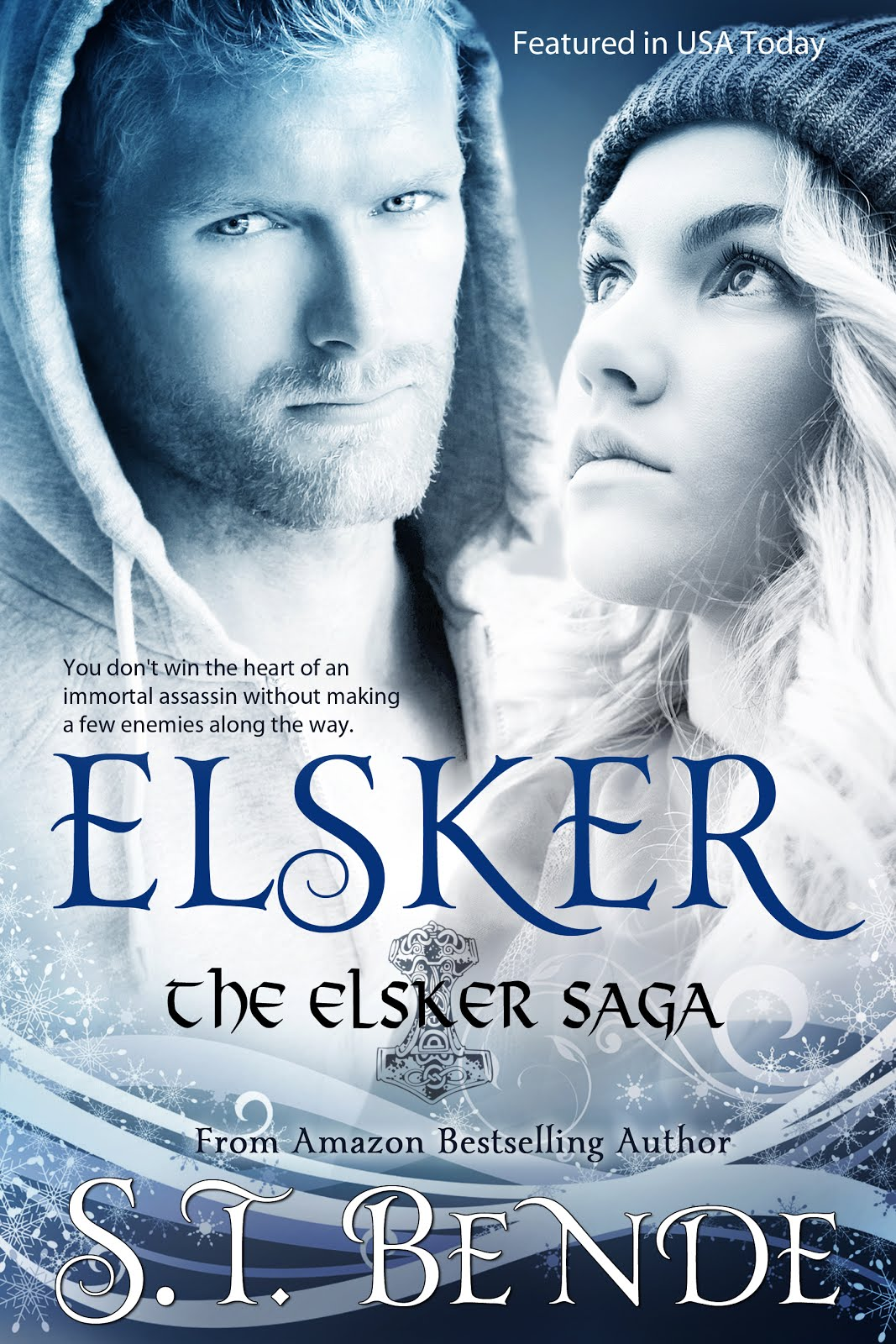 The Elsker Saga Book 1