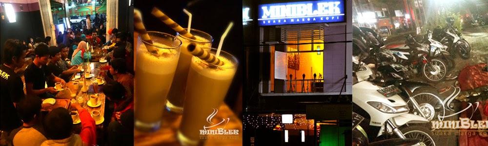 INOVATOR Kedai Kopi Nusantara | Miniblek