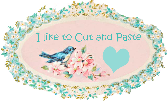 I like to cut and paste