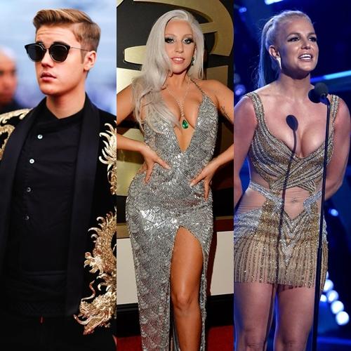 El show de medio tiempo del Super Bowl 2016 está entre Justin Bieber, Lady Gaga y Britney Spears