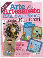 Revista arte e artesanato