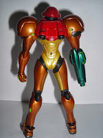 Figma Samus back view