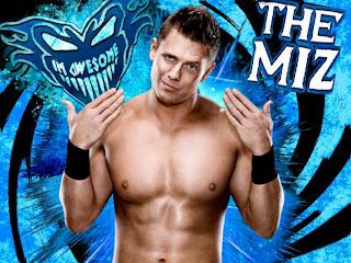WWE The Miz hd Wallpaper
