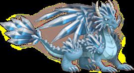 imagen del dragon diamante