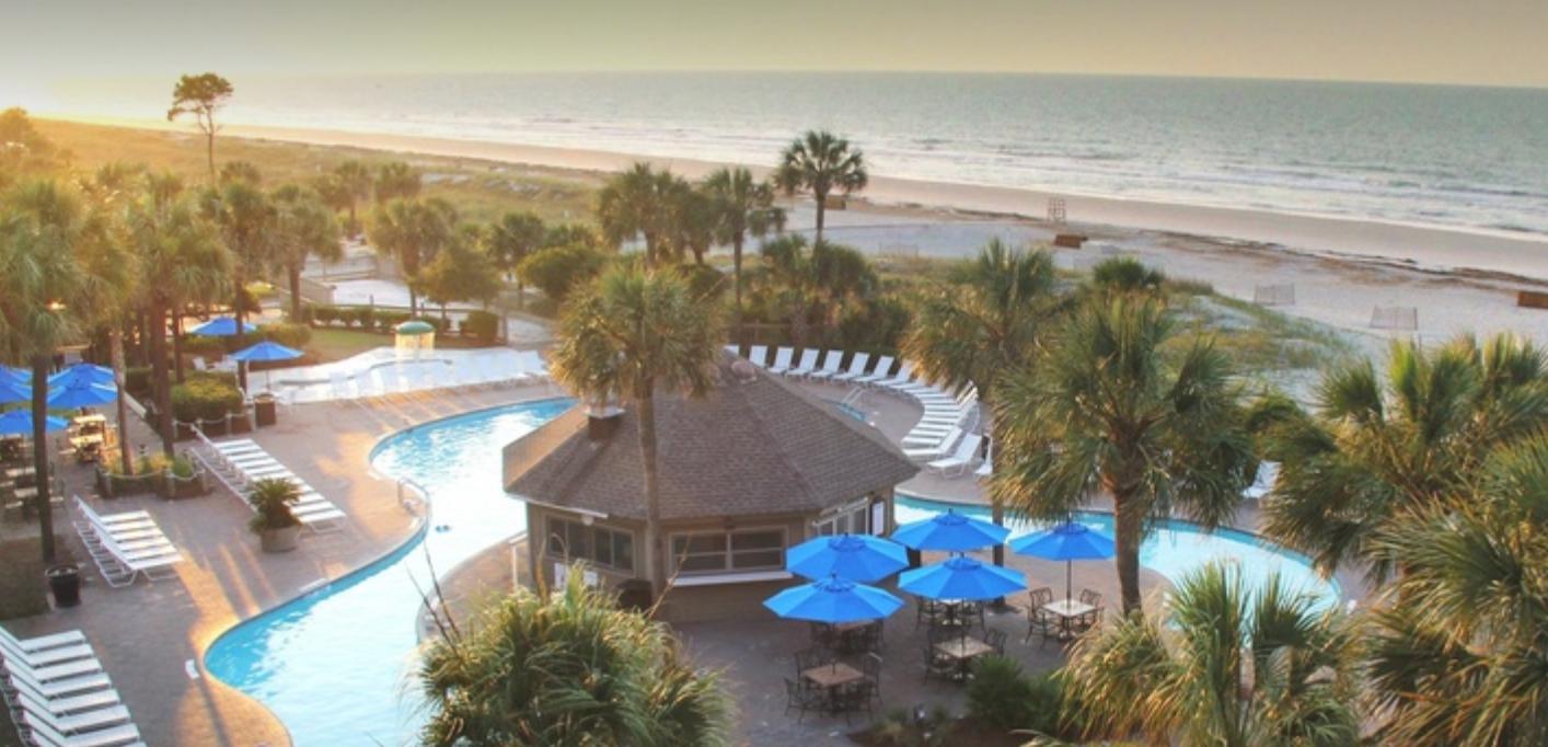 Holiday Inn Beach House Hilton Head Sc