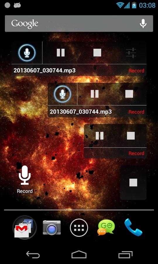 RecForge II Premium - Audio Recorder v0.0.18g
