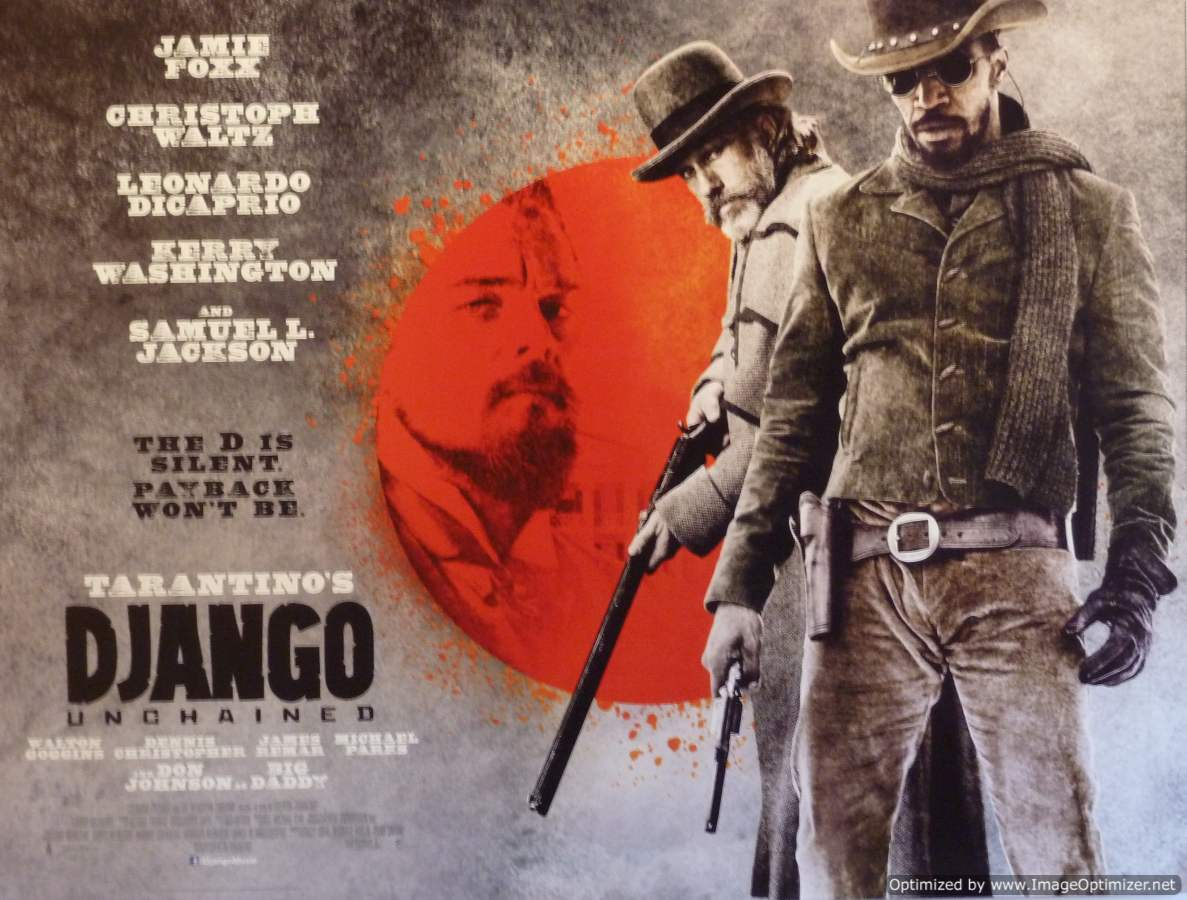 film review django unchained