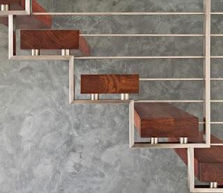 Fotos de Escaleras: pasamanos de aluminio para escaleras