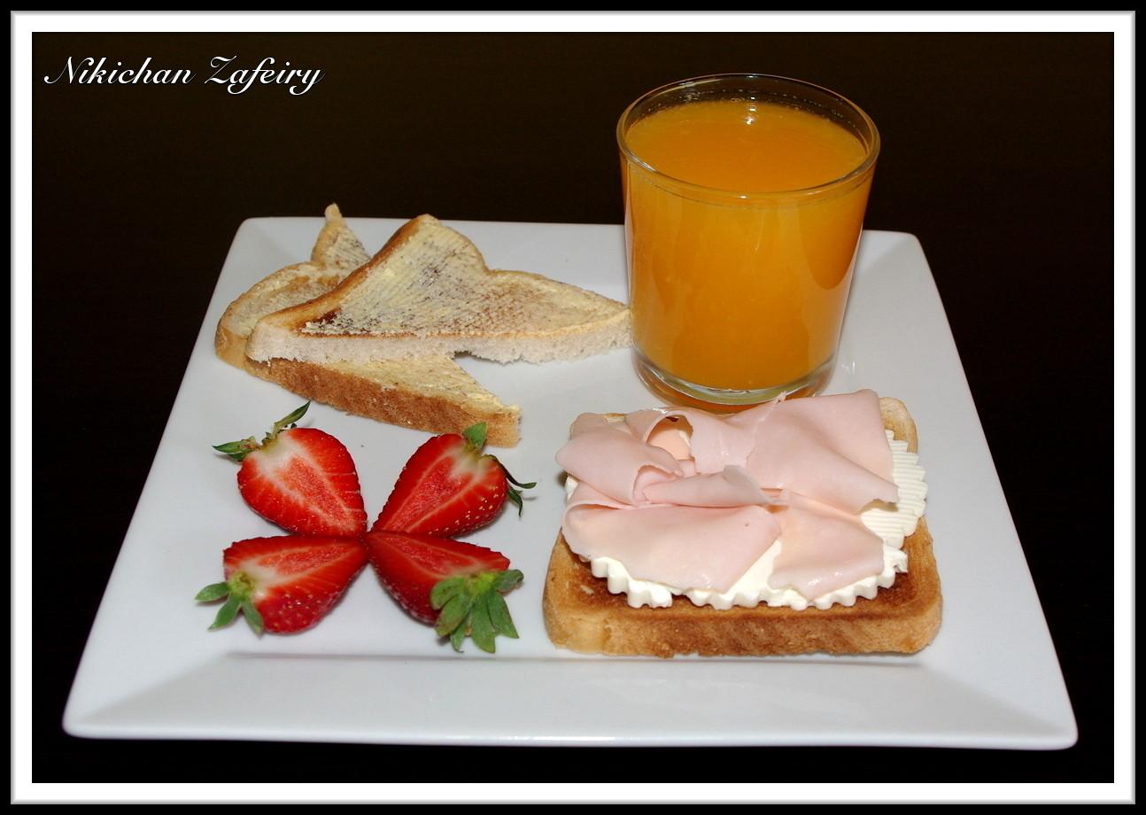 Desayuno completo recetas de una gatita enamorada - Preparar desayuno romantico ...