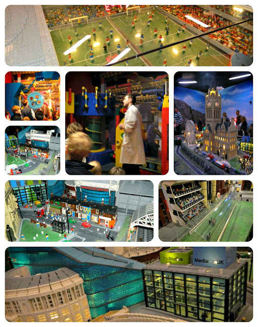 Blogs Up North at the LEGOLand Discovery Centre Manchester