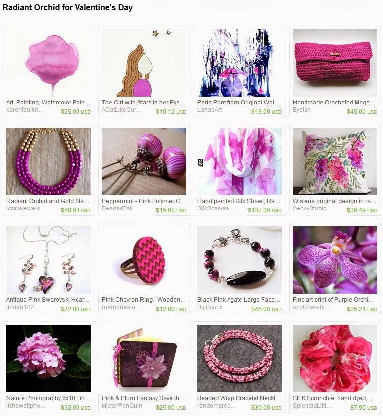 https://www.etsy.com/treasury/MTMwNDM0MzF8MjcyMzAxMzE5Mw/radiant-orchid-for-valentines-day