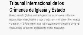 Tribunal Internacional de los Crímenes de Iglesia y Estado