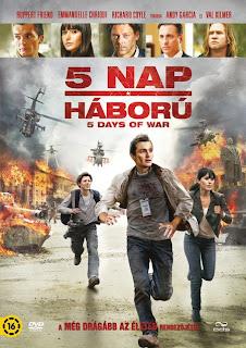 5 Nap háború online (2011)
