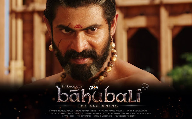 Baahubali New HD Posters | Prabhas | Rajamouli | Rana Daggubati