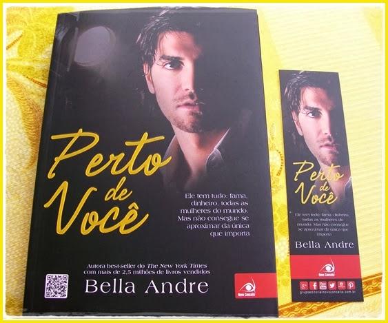 Perto de Você - Bella Andre
