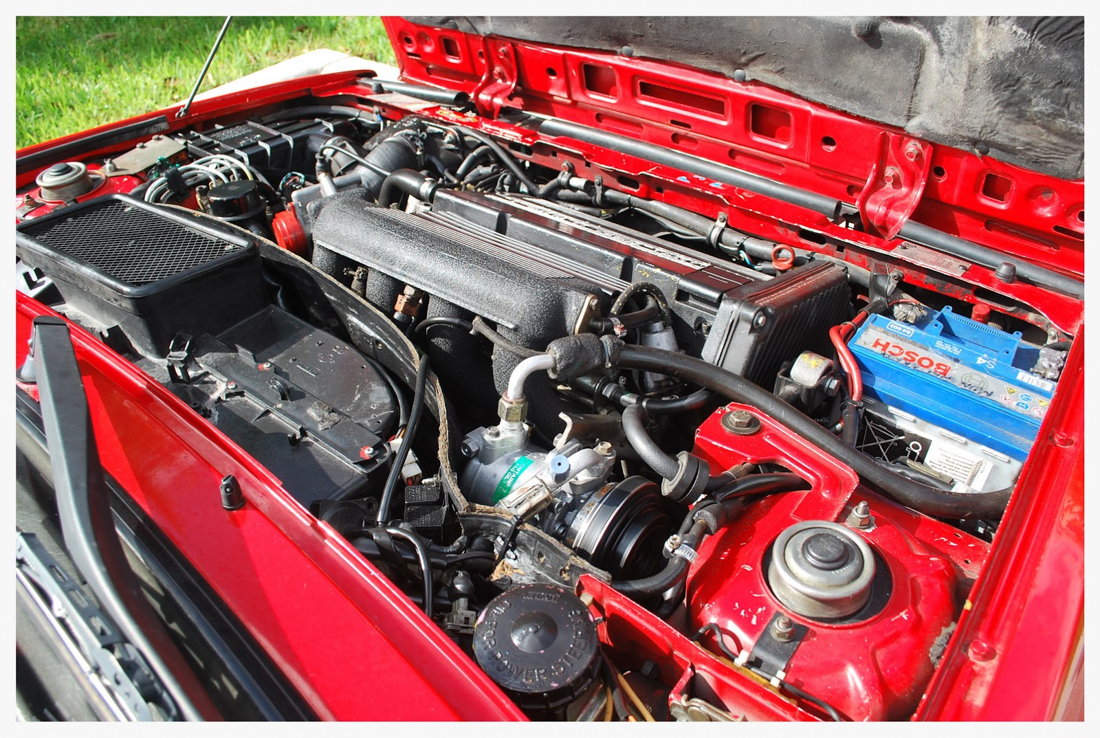 Theres a 1989 lancia delta hf integrale for sale in the usa right photo gallery vanachro Choice Image
