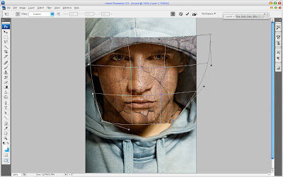 Текстура кожи в Adobe Photoshop3