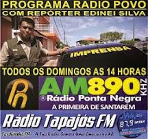 Rádio ponta Negra