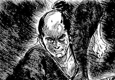 Hanzou no Mon chap 49 - Phần 1