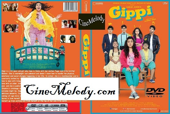Gippi  Hindi Mp3 Songs Free  Download  2013