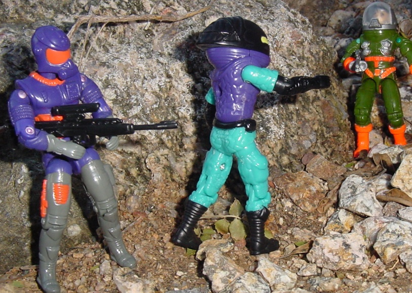 1994 Viper, Battle Corps, Star Brigade Cobra Commander