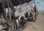 45 killed Afghanistan Tanker Lorry Accident