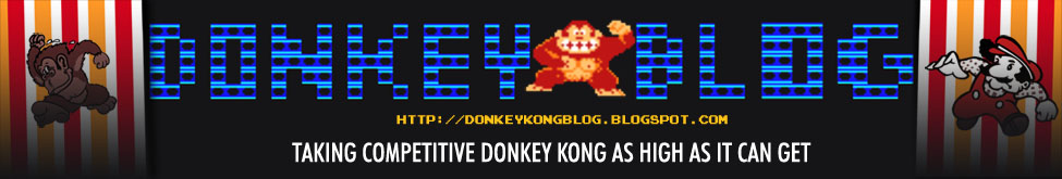 Donkey Blog: Info, Theory, and Meditations From The World of Competitive Donkey Kong